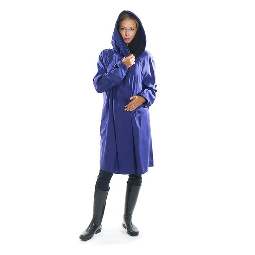 Mycra Pac Short Donatella Fashion Travel Raincoat