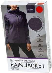 Paradox Waterproof Breathable Women's Rain Jacket