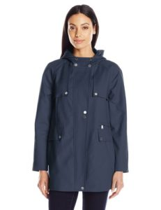 Pendleton Heritage Women's Lake Shore Trench Coat Navy