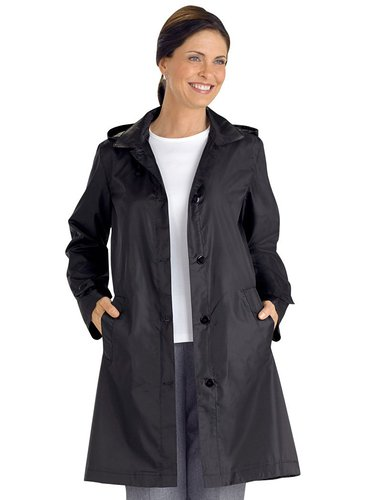 Packable Raincoat For Women