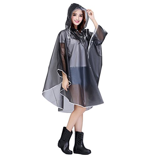Women's Waterproof Rain Poncho